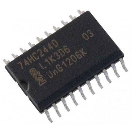 IC digital 3 Modi,Puffer Kanäle 8 CMOS SMD TSSOP20 Serie HC 74HC244PW.112 Pu